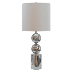 Bethel JTL23GH-PN Bethel Jtl23Gh-Pn Table Lamp
