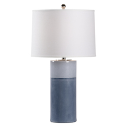 Destin Lamp - Navy