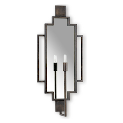 Hampton Sconce - Bronze