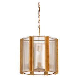 Theo Chandelier - Gold