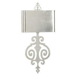 Lucia Sconce - Silver