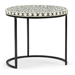 Mchenry Side Table