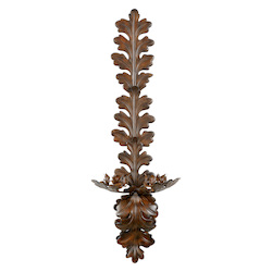 Oak Leaf Sconce
