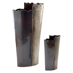 Jagged Vases  (Set 2)