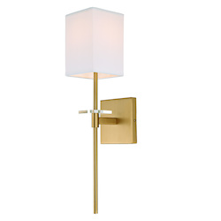 Marcus One Light Wall Sconce