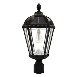 Royal Bulb Solar Light - W/Gs Solar Light Bulb - 3