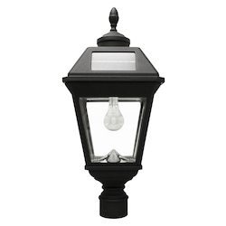 Imperial Bulb Solar Light W/Gs Solar Light Bulb - 3