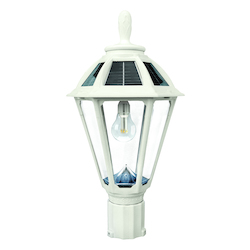 Polaris Solar Light W/Gs Solar Light Bulb - Wall/Pier/3