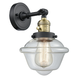 Innovations Lighting 203SW-BAB-G532 1 Light Sconce With A