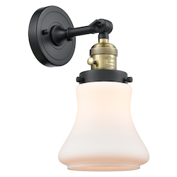 Innovations Lighting 203SW-BAB-G191 1 Light Sconce With A