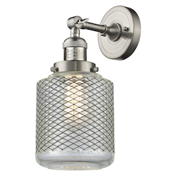 Innovations Lighting 203-SN-G262-LED 1 Light Vintage Dimmable Led Sconce