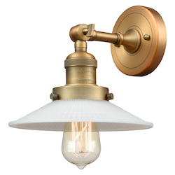 Innovations Lighting 203-BB-G1-LED 1 Light Vintage Dimmable Led Sconce