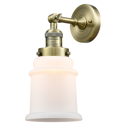 Innovations Lighting 203-AB-G181 1 Light Sconce