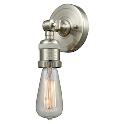 Innovations Lighting 202ADA-SN 1 Light Sconce