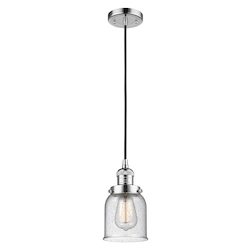 Innovations Lighting 201C-PC-G54-LED 1 Light Vintage Dimmable Led Mini Pendant