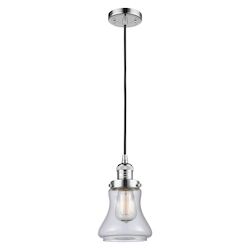 Innovations Lighting 201C-PC-G192 1 Light Mini Pendant