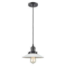 Innovations Lighting 201C-OB-G1 1 Light Mini Pendant