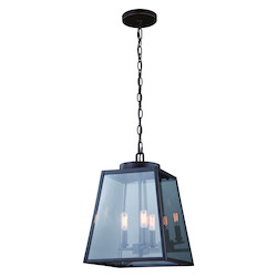 Vaxcel International P0289 Grant 3 Light Pendant