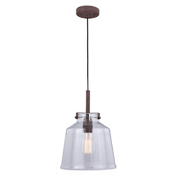 Vaxcel International P0260 Milone 1L Pendant