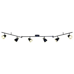 Vaxcel International C0209 Fiarhaven 6 Light Directional Light