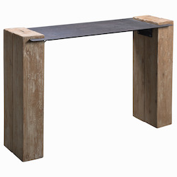 Kenroy Home 65106IR Console Table