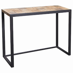 Kenroy Home 65104WDG Console Table