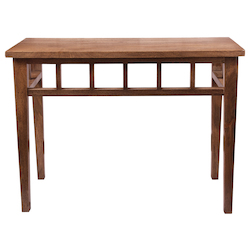 Kenroy Home 65084TWAL Console Table
