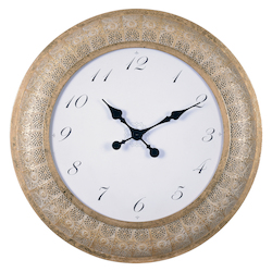 Kenroy Home 65072GLD Clock