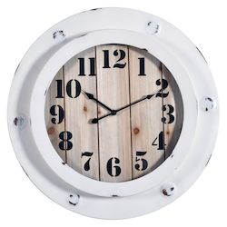 Kenroy Home 65056DW Wall Clock
