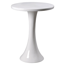 Kenroy Home 65012WH Accent Table