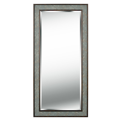 Kenroy Home 60455SLBN Floor Mirror