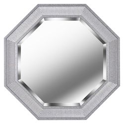 Kenroy Home 60454GAL Octagon Wall Mirror