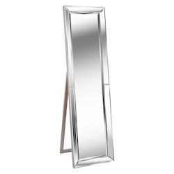 Kenroy Home 60430 Stand Mirror With Beveled Mirror Frame