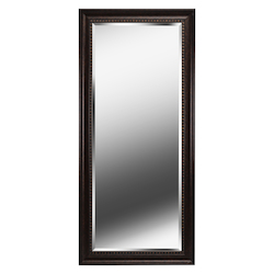 Kenroy Home 60324GB Beveled Mirror With Bronze Finish Frame