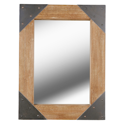 Kenroy Home 60217WDG Wall Mirror
