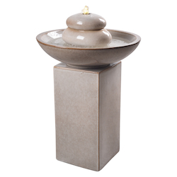 Kenroy Home 51081IV Floor Fountain