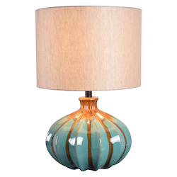 Kenroy Home 35306BLU Accent Lamp