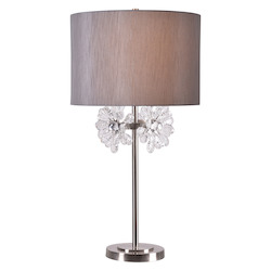 Kenroy Home 35261BS Table Lamp