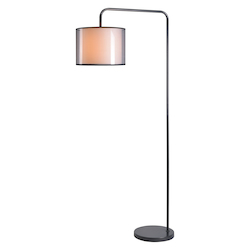 Kenroy Home 32863GRPH Arc Lamp