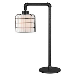 Kenroy Home 32773BRZG Table Lamp