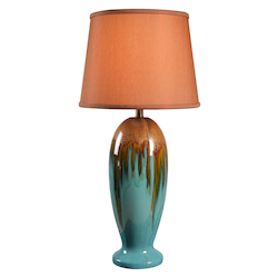 Kenroy Home 32366TEAL Table Lamp