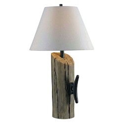 Kenroy Home 32055WDG Table Lamp
