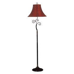 Kenroy Home 31381BRZ Floor Lamp