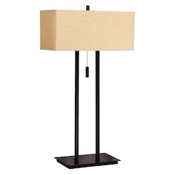Kenroy Home 30816BRZ Table Lamp