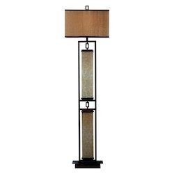 Kenroy Home 30742ORB Floor Lamp