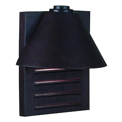 Kenroy Home 10161COP 1 Light Large Wall Lantern
