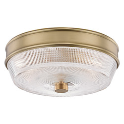 Mitzi H309501-AGB 2 Light Flush Mount