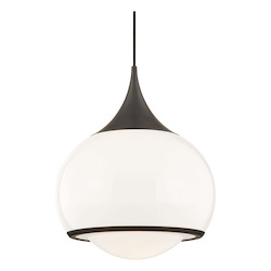 Mitzi H281701L-OB 1 Light Large Pendant