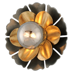 Corbett 278-13 Magic Garden 1Lt Wall Sconce