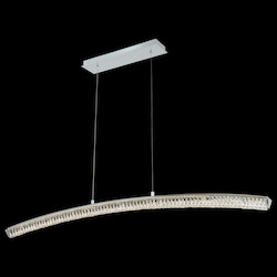 Kalco Allegri 035761-010-FR001 Aries 60 Inch Led Island